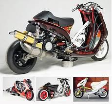 Matic Modif by Display Of Motor Sport Modifikasi Honda Vario Matic