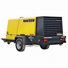 compresseur de chantier kaeser m200