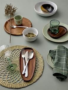 Set De Table Bloomingville Marron 216 38 Made In Design