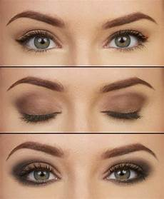 comment se maquiller les yeux maquillage yeux noisettes simple russenko maquillage
