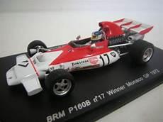 F1 Miniature Brm P160b Winner Monaco Gp 1972 Jean