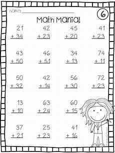 addition without regrouping grade 1 pin on math