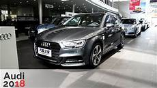audi a3 s line 2018 new 2018 audi a3 sportback s line review interior and