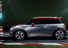 Nouvelle Mini Hatch Cooper Works Concept 2014