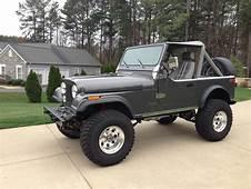 1983 Jeep CJ7 For Sale  ClassicCarscom CC 1147068