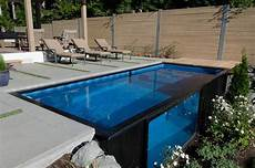Container Als Pool - upcycled shipping container pools modpools
