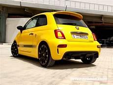 Drive 2018 Fiat 500 Abarth 595 In The Uae Drive