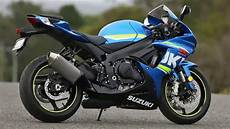 2018 Suzuki Gsx R 600 Release