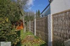 Gartenabtrennung Zum Nachbarn - weidenprofi gro 223 handel sichtschutz korbwaren