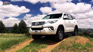 Toyota Fortuner 2 8 GD 6 4x4 Auto  Car Review YouTube