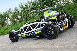 Ariel Atom Police Car  Thekevinchen