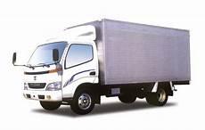 3 5 Ton Box Truck