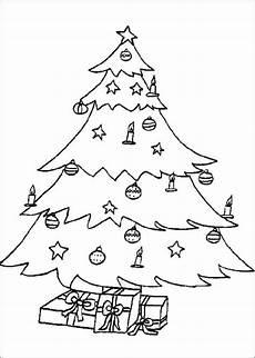 Ausmalbild Weihnachtsbaum Weihnachten 50 Ausmalbilder Kostenlos