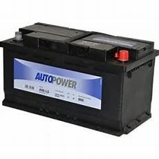 batterie 95 ah batterie autopower 95 ah 800 accus service achat