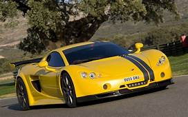 The Ascari A10 A 220 MPH Underdog  Exotic Car List