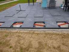 Terrasse En Dalle Photos Terrasse Dalle Jouplast Solutions Constructives