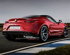alfa romeo 4c goes from bug eyed to looking in