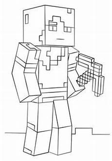 Minecraft Malvorlagen Terbaik Ausmalbilder Steve 1084 Malvorlage Minecraft Ausmalbilder