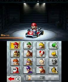 Alternate Mario Kart 7 Roster By Kingbilly97 On Deviantart