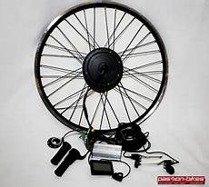 e bike pedelec umbausatz kit 500 watt front motor 28