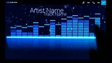 how to get audio visualizer live wallpaper audio glow visualizer for android