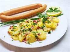 kartoffelsalat mit speck warmer kartoffelsalat mit speck liesbeth chefkoch