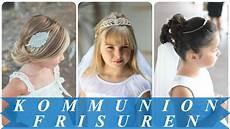 Kommunion Frisuren Für Mädchen - sch 246 ne frisuren zur kommunion