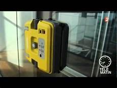 robot laveur de vitre e ziclean windoro