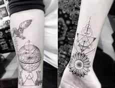 45 filigrane motive mit geometrischen formen