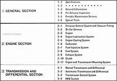 free car repair manuals 1989 subaru leone on board diagnostic system 1989 subaru dl and gl repair shop manual set original