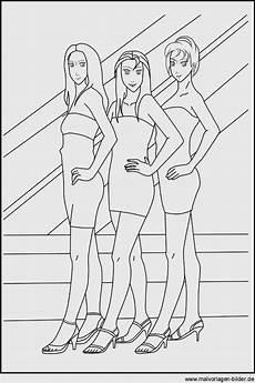 ausmalbilder zum ausdrucken topmodel x13 ein bild zeichnen