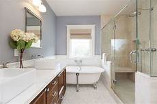 Simple Master Bathroom Ideas How To Choose Between A Walk In Shower Vs Tub
