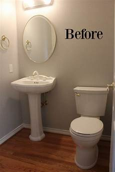 Ideas To Decorate Bathrooms How To Decorate A Half Bath Budget Savvy