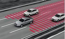 Audi Pre Sense Plus - audi pre sense rear
