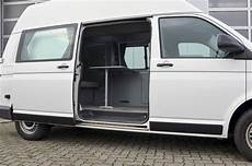 Galerie Vw T5 Basic Mit Hochdach Bs Cerwerk Fahrzeugbau