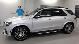 The 2020 Mercedes Benz GLE Is An Excellent Luxury SUV