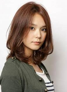 Medium Hairstyles For Asian