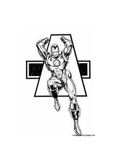 Ironman Malvorlagen Ultimate Ironman Coloring Pages