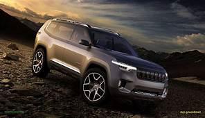 New 2020 Grand Cherokee Srt Concept  Jeep