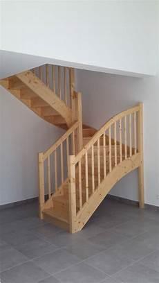 escalier pas cher sur mesure escalier perso design bois et inox petit prix sur