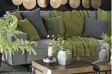 schlafzimmer joly joly kissen 50x50 moosgr 252 n modernes strickkissen knit