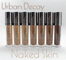 decay skin for fall 2012 swatches photos