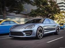 Porsche Panamera Sport Turismo Concept 2012  Picture 12