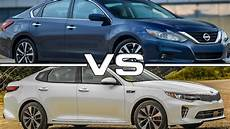 Kia Altama 2016 nissan altima vs 2016 kia optima