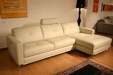 outlet divano outlet divani offerta divano in pelle annabella