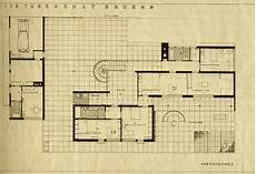 tugendhat house plan tugendhat mansion data photos plans wikiarquitectura