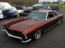 1965 Buick Reviera Custom  Riviera Cars
