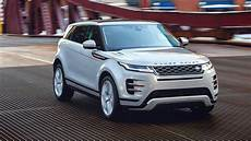 2020 range rover evoque 2020 range rover evoque u s prices announced