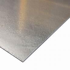 tole aluminium 2mm t 244 le 233 lectrozingu 233 e 233 paisseur 2 mm bricofer