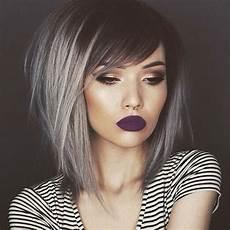 couleur cheveux gris argenté coloration 25 nuances de gris qui donnent envie de